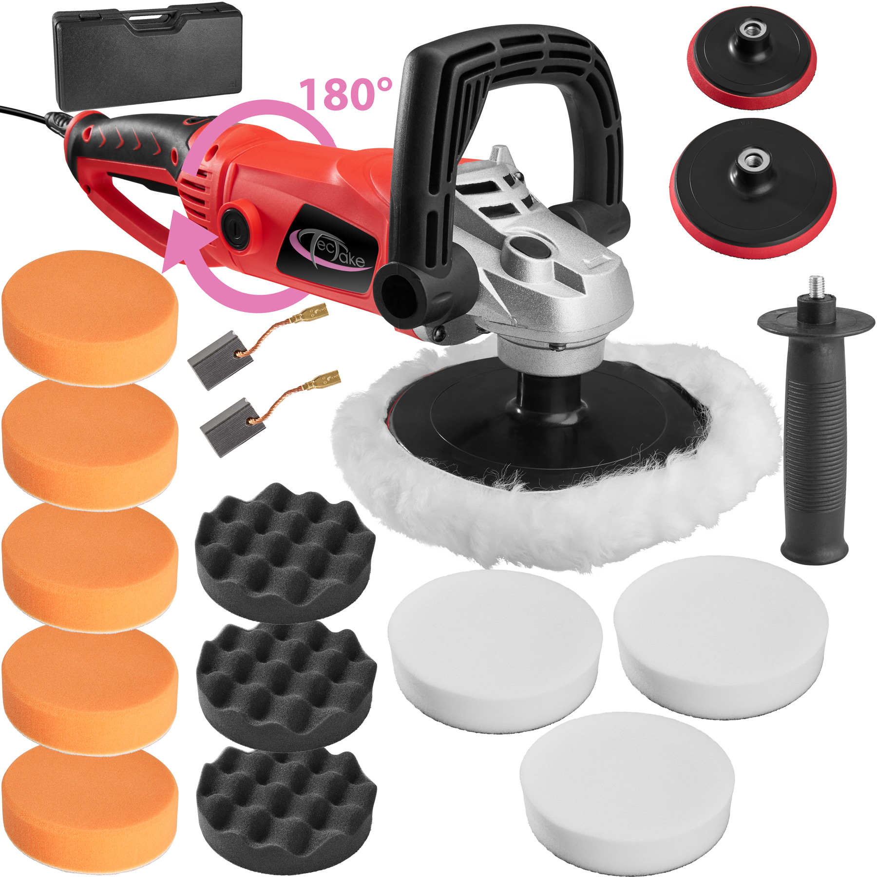 ebay car polishing machine