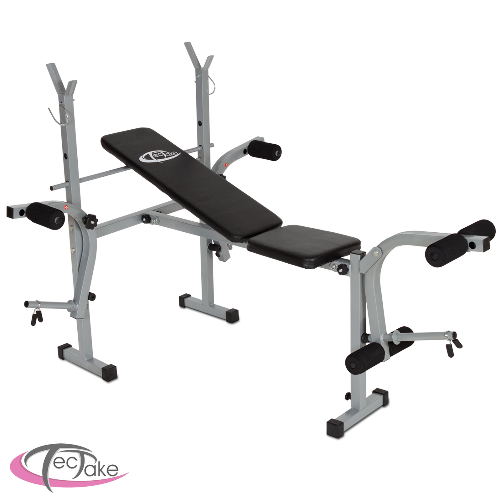Folding Adjustable Workout Weight Bench With Leg Unit And Fly Attachment Ebay