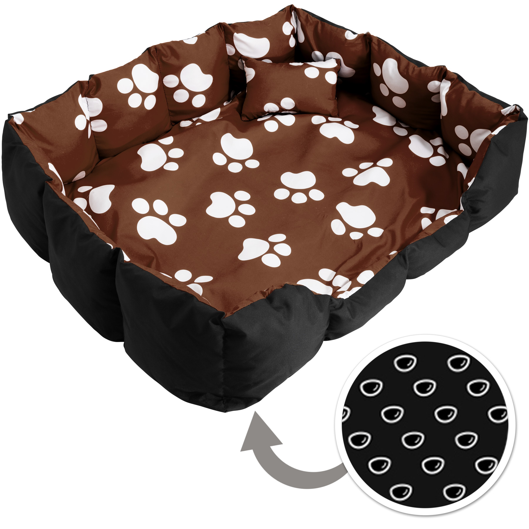 xxl dog beds. Black Bedroom Furniture Sets. Home Design Ideas