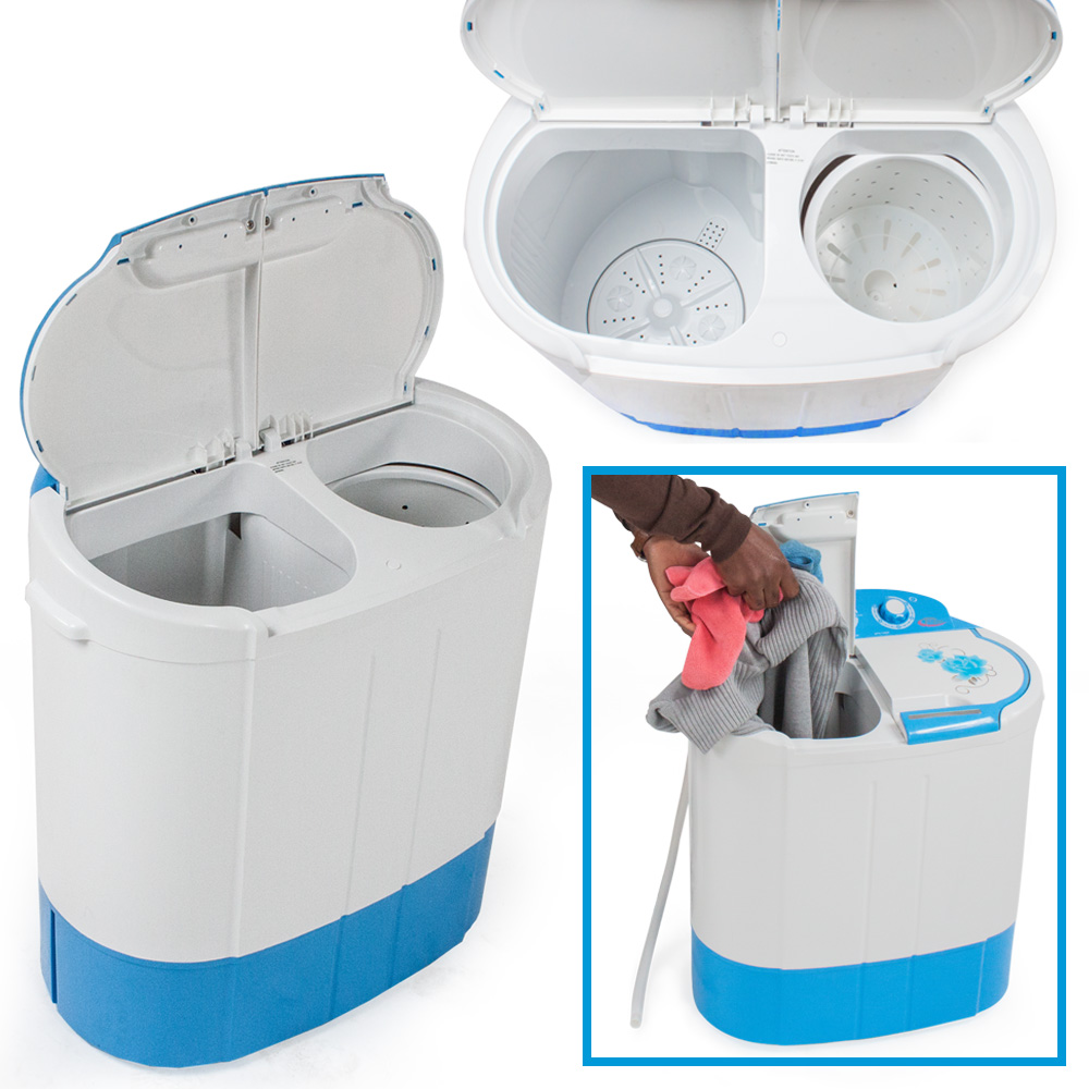 about mini washing machine 2 6 kg portable twin tub camping washer