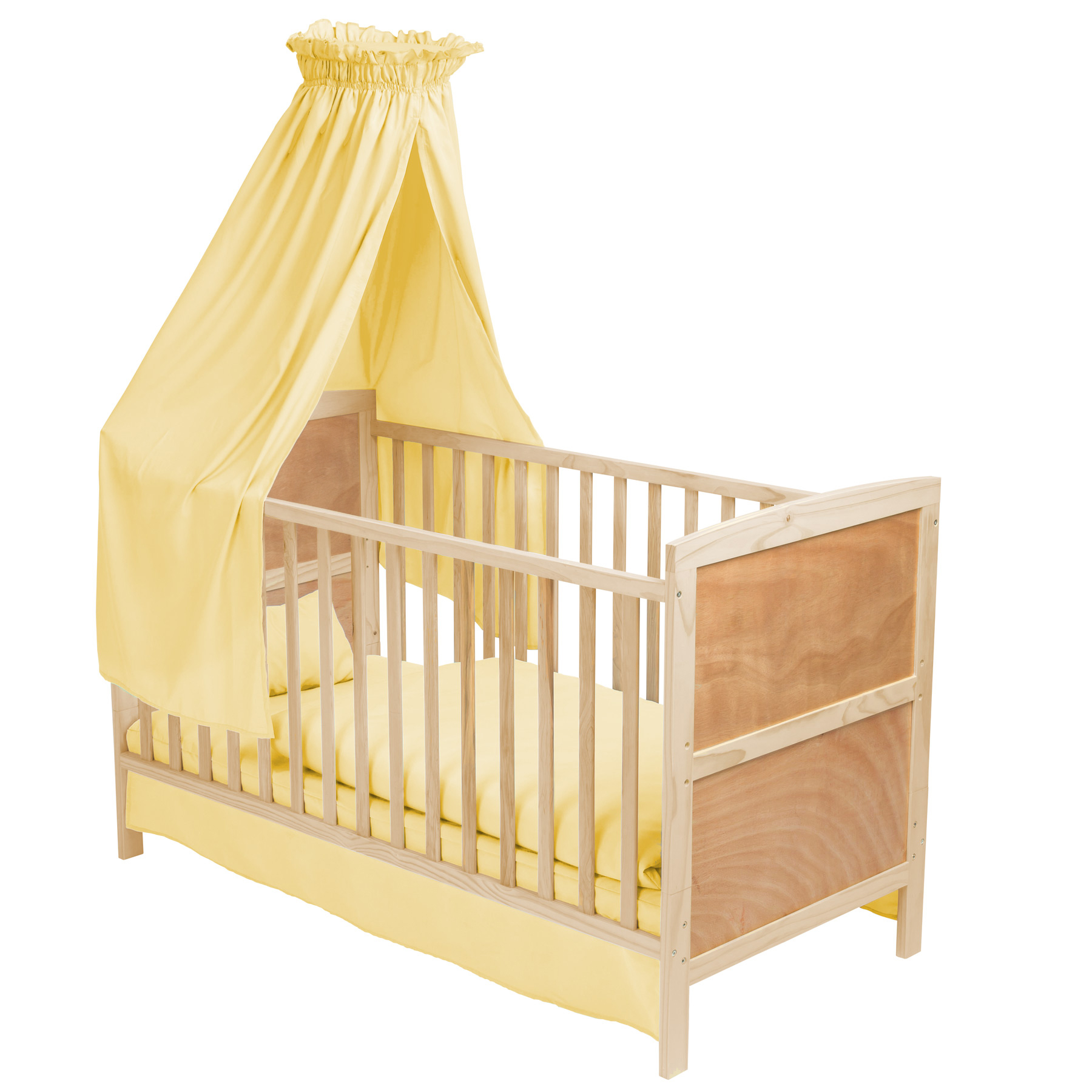 baby crib cradle cot bassinet bed wood moses basket