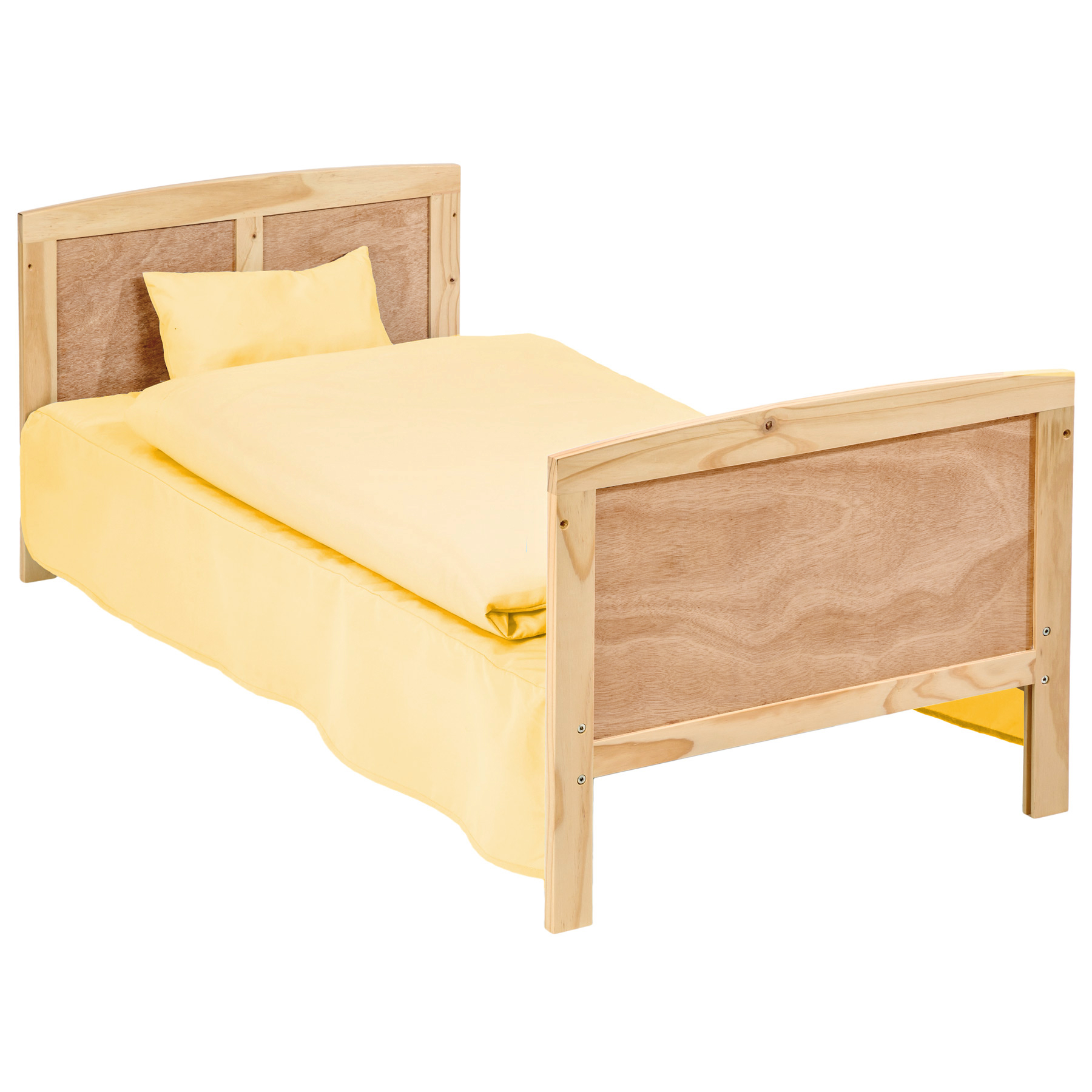 lit de b b baldaquin moustiquaire combi complet literie pour enfant jaune. Black Bedroom Furniture Sets. Home Design Ideas