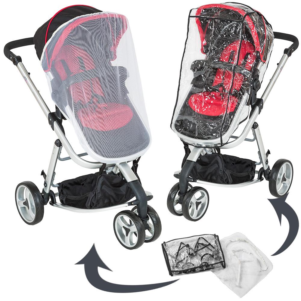 3 in 1 kinderwagen kombikinderwagen buggy babyjogger. Black Bedroom Furniture Sets. Home Design Ideas