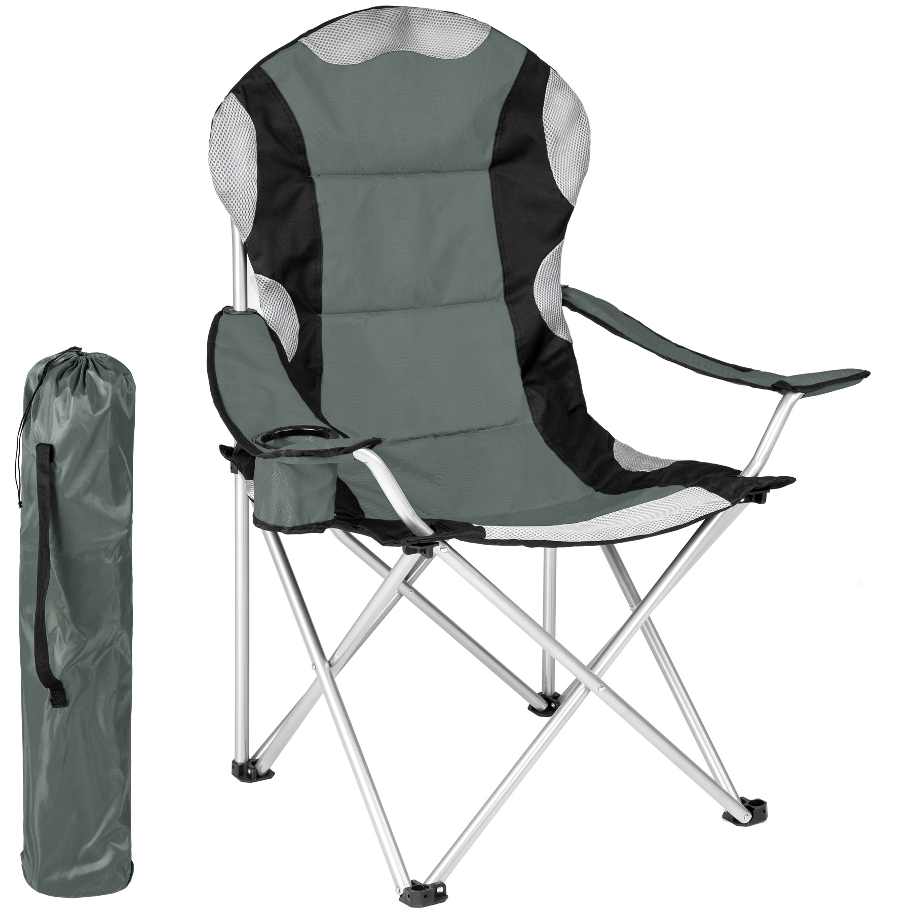 Heavy Duty Royal Padded Folding Camping Directors Chair