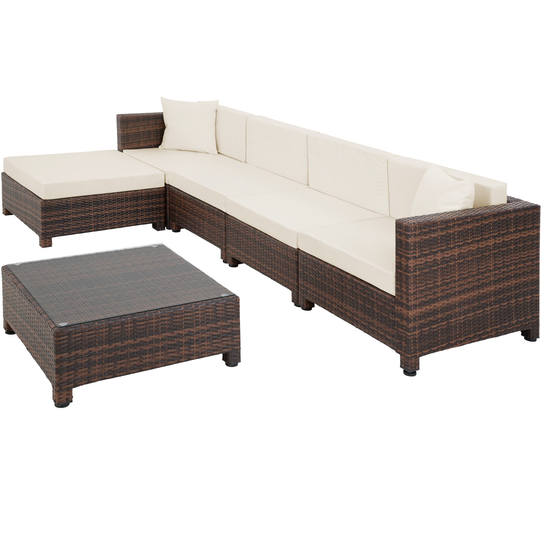 Luxury rattan aluminium garden furniture sofa set outdoor Most expensive outdoor furniture
