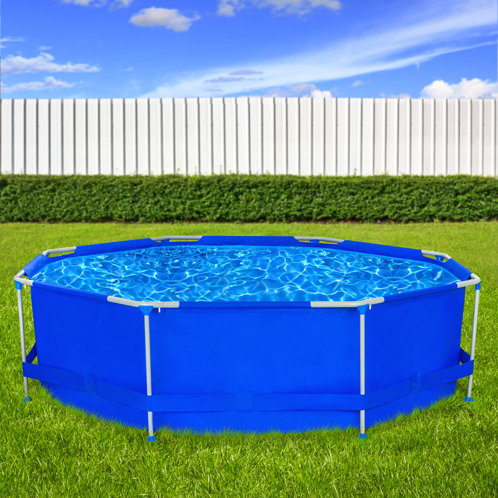 swimming pool komplettset schwimmbad becken planschbecken On swimming pool komplettset