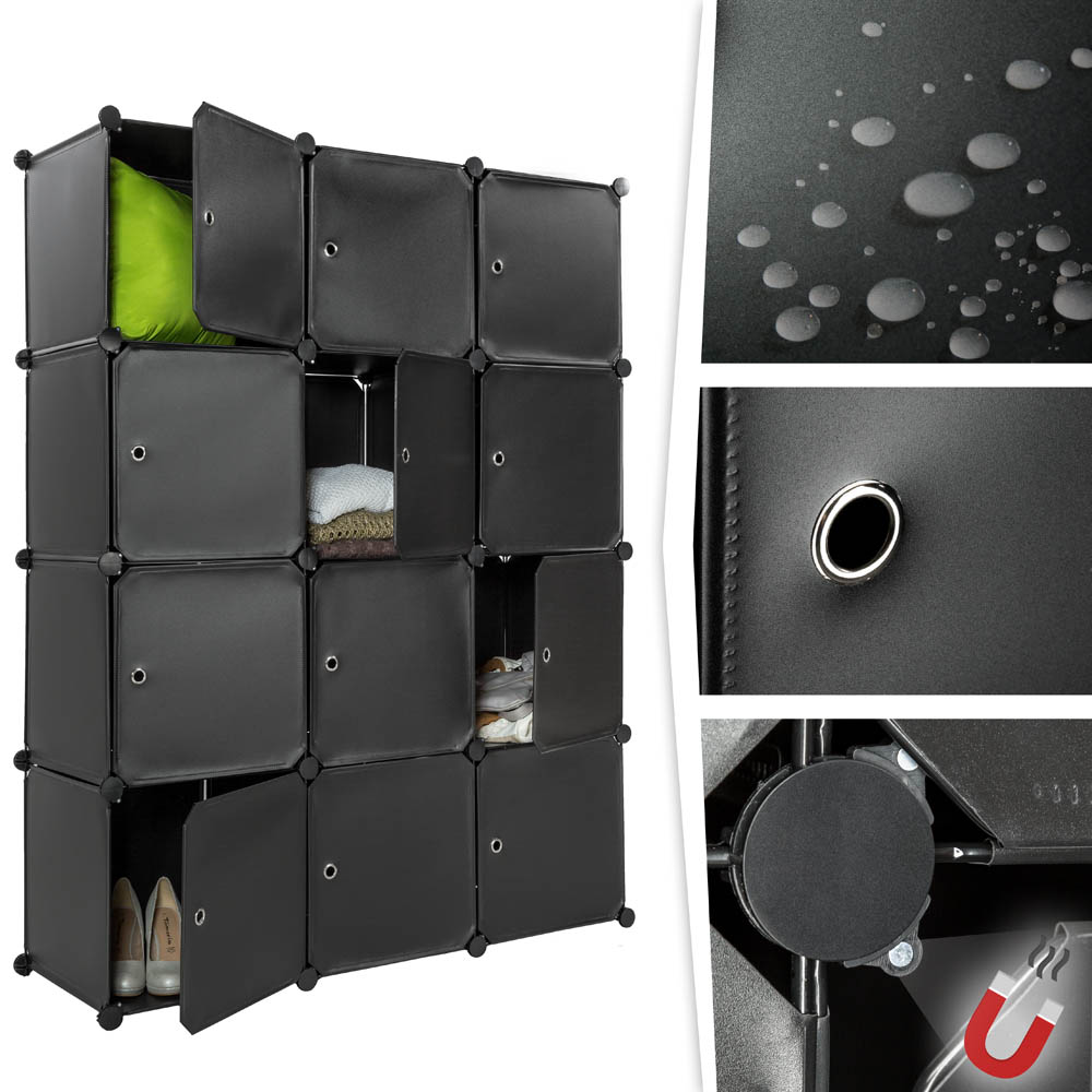armoires plastique tag res penderie meuble rangement. Black Bedroom Furniture Sets. Home Design Ideas