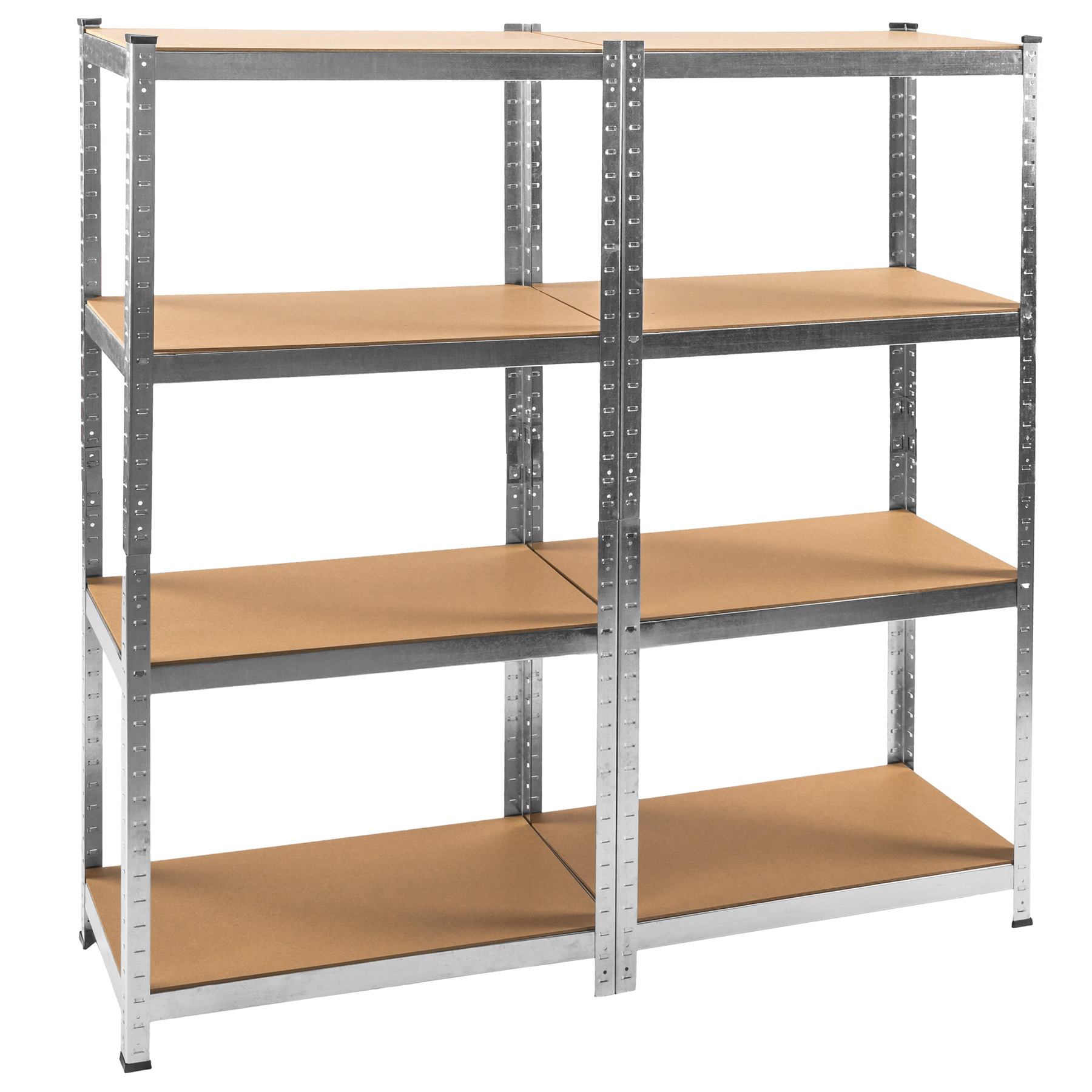 Tag re 640kg charge lourde metallique de rangement objets - Etagere metallique modulable ...