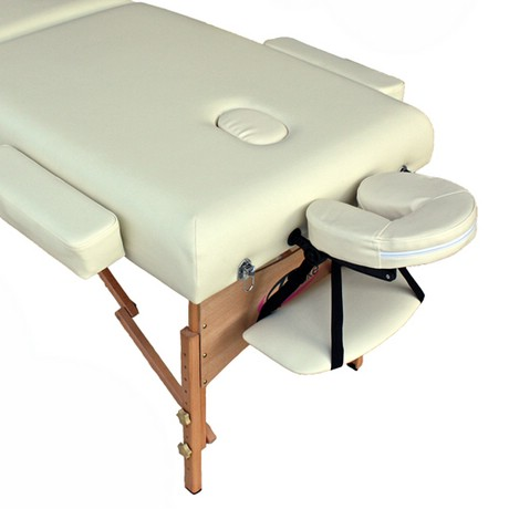 Table de massage cosmetique lit beige z rich acheter sur - Acheter table massage ...